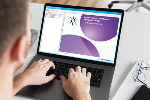 Online-Hilfe <br /><span class='kunde'> Agilent Technologies