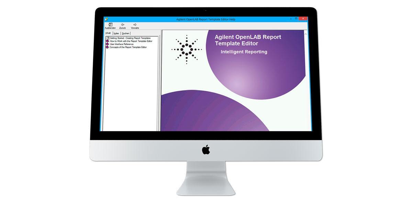 Agilent Online-Hilfe von KE-Communication