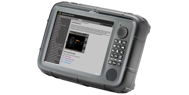 Dokumentationslösung für die SignalShark-Gerätefamilie von Narda Safety Test Solutions