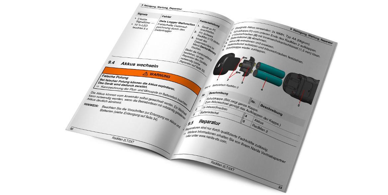 Anleitung für Narda Sfety Solutions von KE-Communication