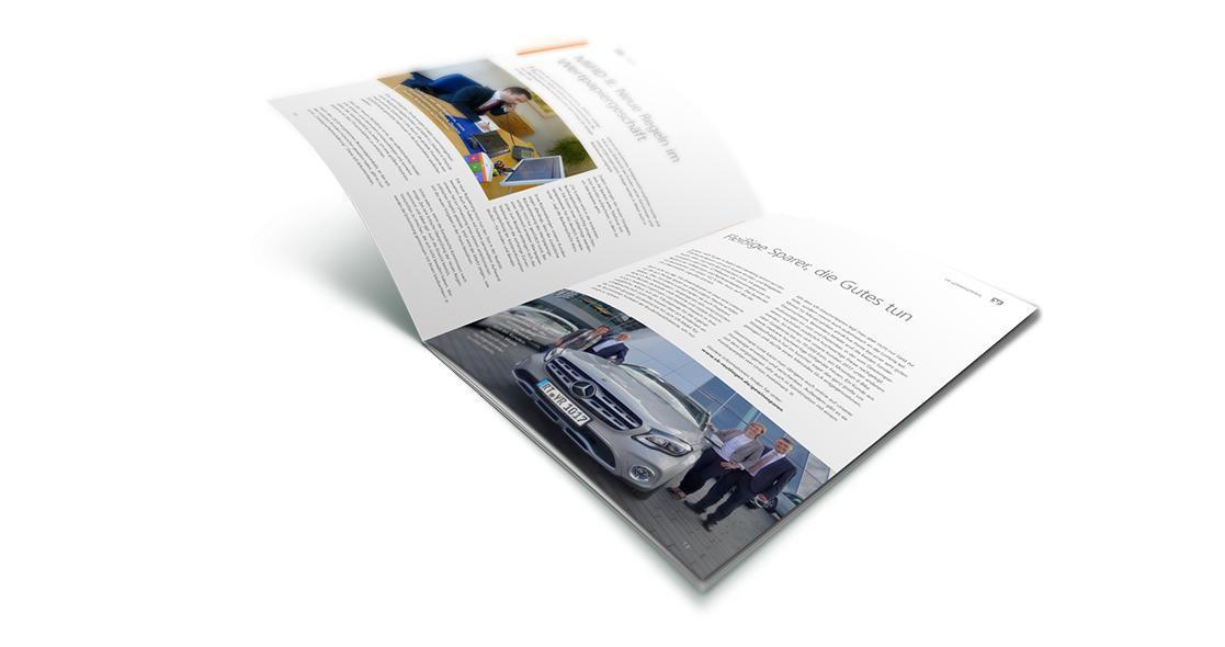 Volksbank Reutlingen jährlicher Geschäftsbericht